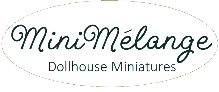 MiniMelange Dollhouse Miniatures